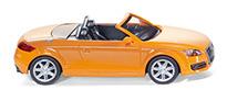 Audi TT Roadster (2006) Wiking 1/87 Naranja