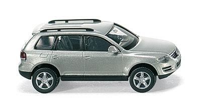 VW Touareg (2002) Wiking 1/87 Gris Oscuro Metalizado