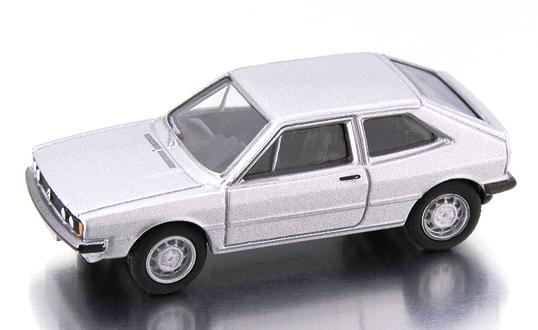 Volkswagen Scirocco Serie I (1974) Bub 1/87 Gris Metalizado