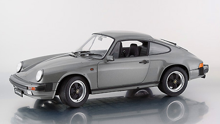 Porsche 911 Carrera 3,2 L (1983) Premium Classixxs 1/12 Gris Oscuro Metalizado