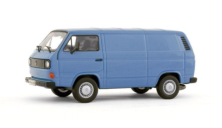 Volkswagen T3a Furgoneta (1980) Premium Classixxs 1/43 Azul