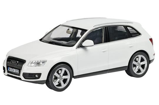Audi Q5 (2008) Schuco 1/43 Blanco