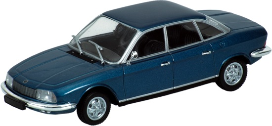 NSU Ro 80 (1972) Minichamps 1/43 Azul