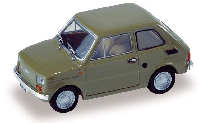 Fiat 126 (1972) Starline 507134 1/43 Verde Salvia
