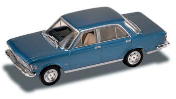 Fiat 130 Berlina (1969) Starline 510349 1/43 Azul - Descatalogado