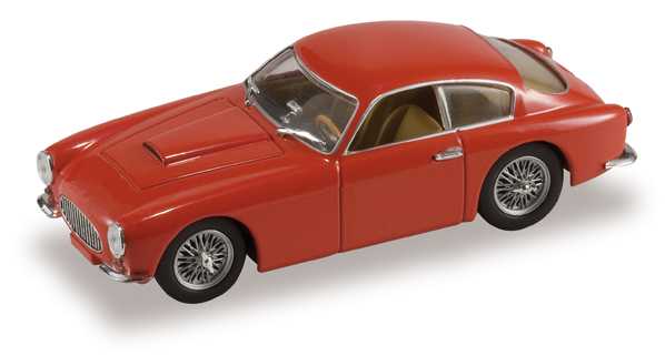 Fiat 8V Zagato (1952) Starline 518109 1/43 Rojo