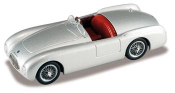 Cisitalia 202 Spyder (1947) Starline 518208 1/43 Gris Plata