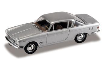 Fiat 2300 Coupé (1961) Starline 521017 1/43 Gris