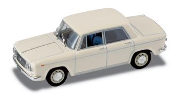 Lancia Fulvia 2C (1964) Starline 530309 1/43 Blanco Saratoga