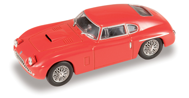 Siata 208 CS (1953) Starline 540223 1/43 Rojo