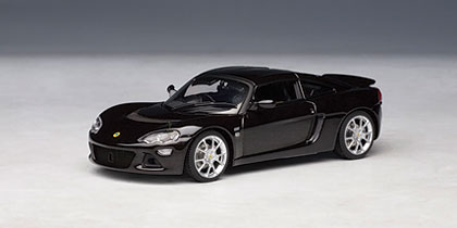 Lotus Europa S (2006) Autoart 1/43 Negro