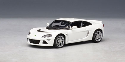 Lotus Europa S (2006) Autoart 1/43 Blanco