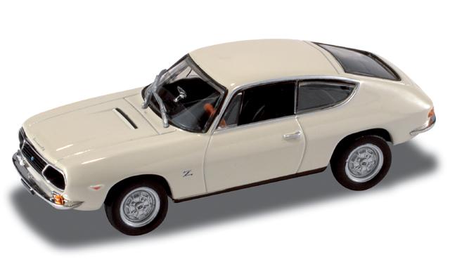 Lancia Fulvia Sport 1.3S (1968) Starline 511421 1/43 Blanco Saratoga
