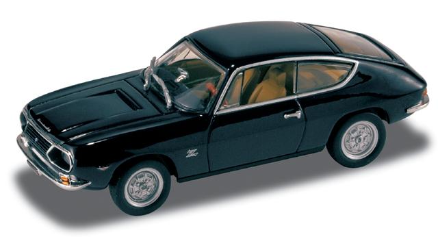 Lancia Fulvia Sport 1.3S (1968) Starline 511421 1/43 Azul Noche