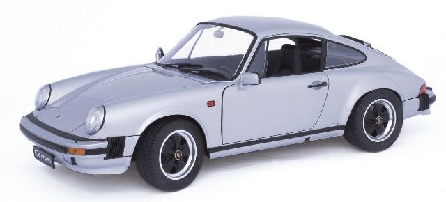 Porsche 911 Carrera 3,2 L (1983) Premium Classixxs 1/12 Gris Metalizado