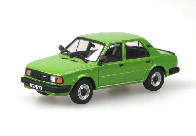 Skoda 120L (1984) Abrex 143ABS-702 1/43 Verde