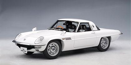 Mazda Cosmo Sport (1967) Autoart 1/18 Blanco