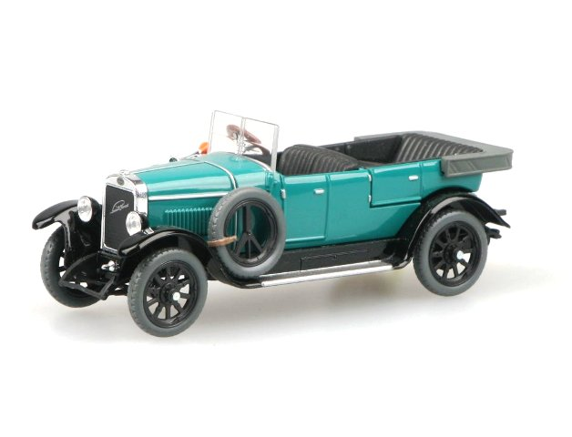 Laurin & Klement Combi (1925) Abrex 1/43 Azul