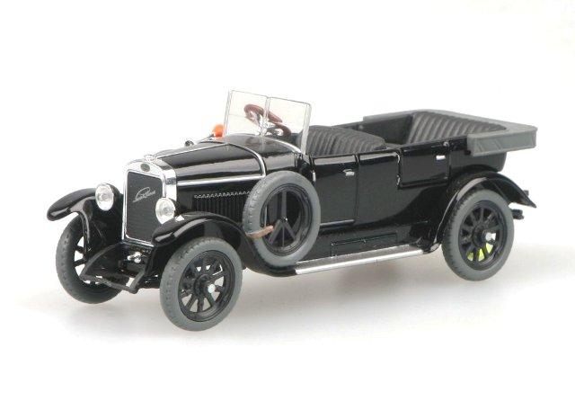 Laurin & Klement Combi (1925) Abrex 1/43 Negro