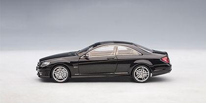 Mercedes CL63 AMG -W216- (2007) Autoart 1/43 Negro