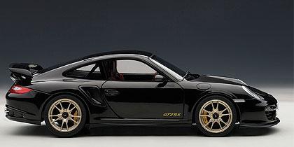 Porsche 911 GT2 RS -997- (2010) Autoart 1:18 Negro