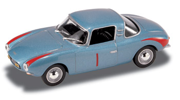 DKW Monza (1956) Starline 517218 1/43 Azul Met. - Rojo