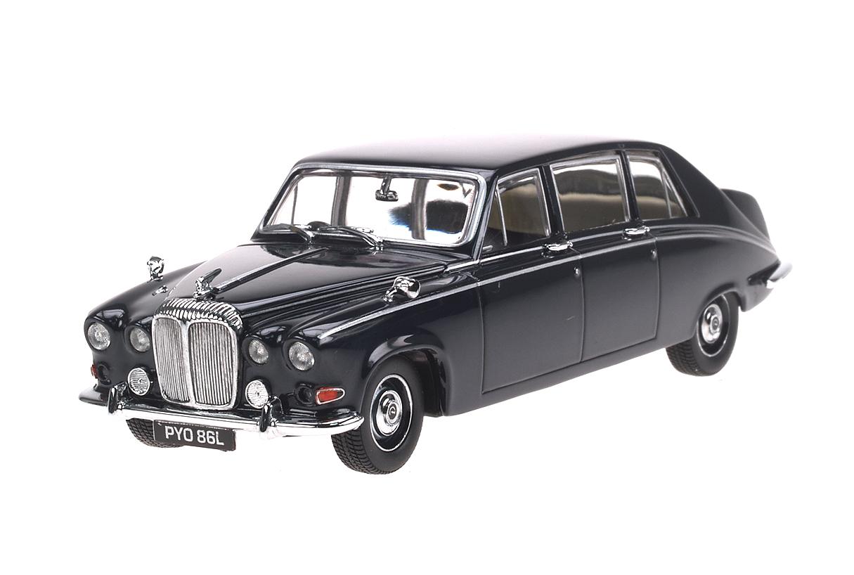 Daimler DS420 (1968) Oxford 1/43 Azul Oscuro