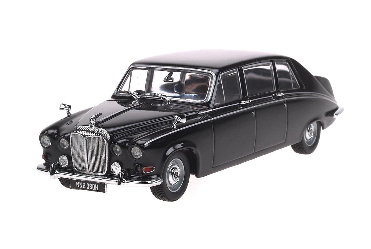 Daimler DS420 (1968) Oxford 1/43 Negro