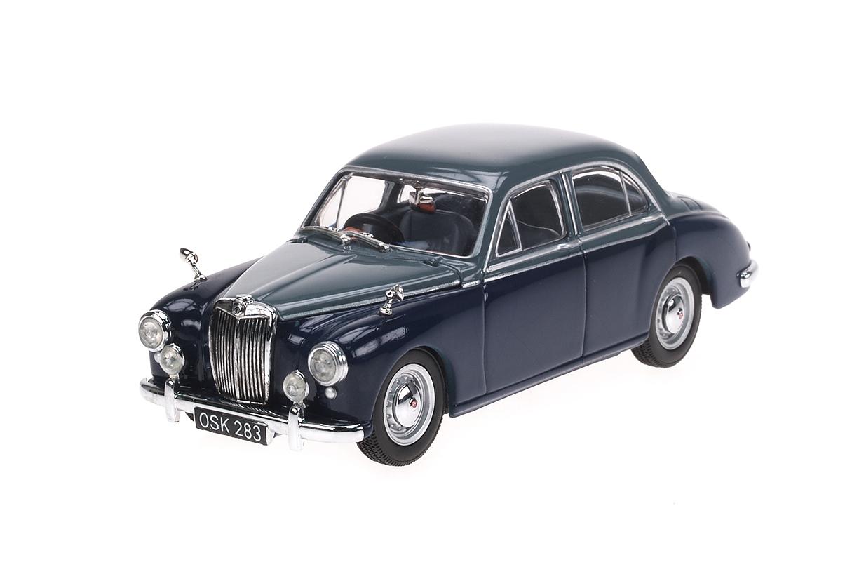 MG ZA Magnette (1953) Oxford 1/43 Azul y Gris