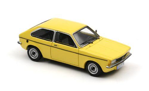 Opel Kadett City C (1978) Neo 1/43 Amarillo