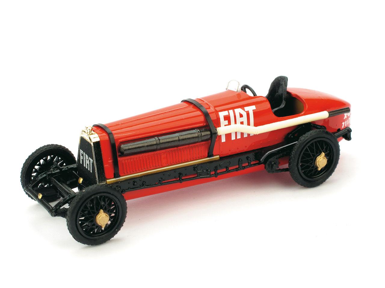 Fiat Mefistofele (1923) Brumm 1/43 Molde Antiguo