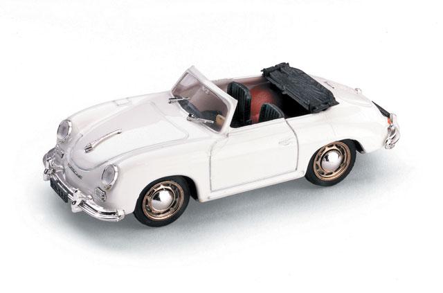 Porsche 356 Speedster (1952) Brumm 1/43 Blanco