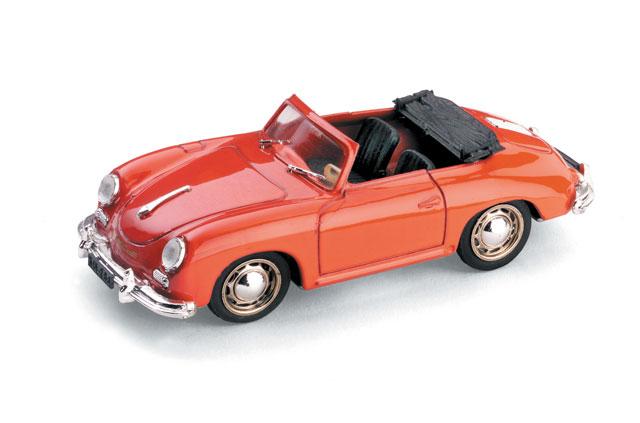 Porsche 356 Speedster (1952) Brumm 1/43 Rojo