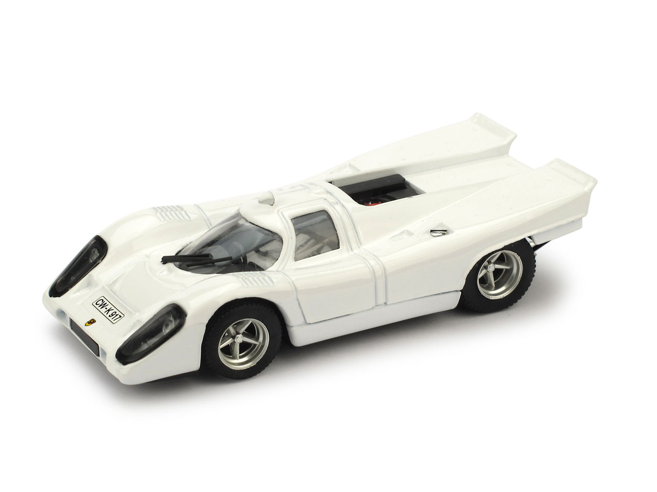 Porsche 917K Stradale (1975) Brumm R385 1/43 Blanco
