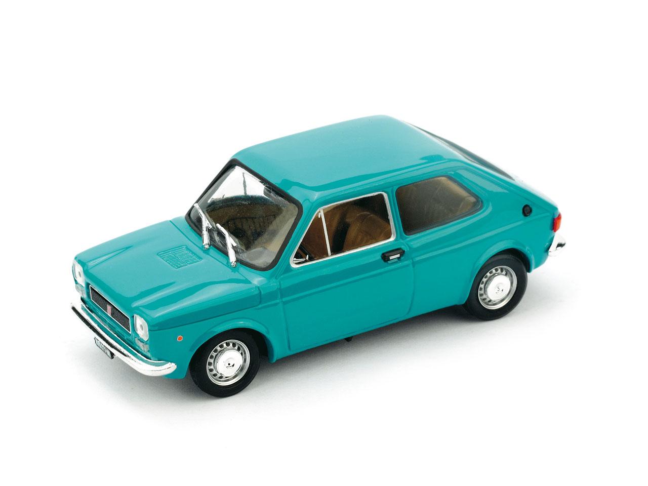 Fiat 127 (1971) Brumm 1/43 Verde Lago