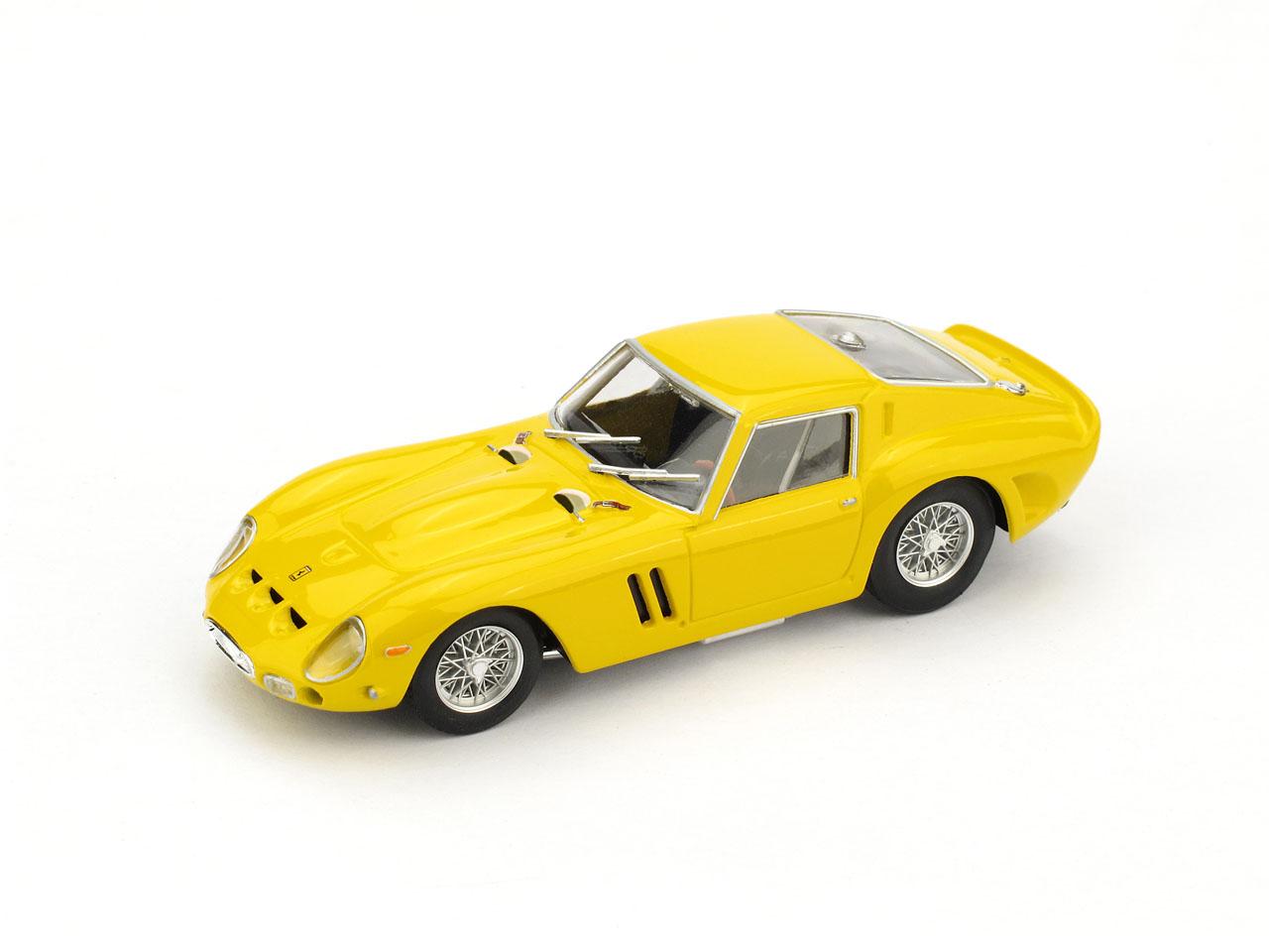 Ferrari 250 GTO (1962) Brumm 1/43 Amarillo