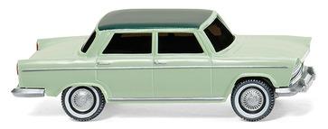 Fiat 1800 (Seat 1500) Wiking 1/87 Verde Oliva bicolor