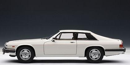 Jaguar XJS Coupé (1986) Autoart 1/18 Blanco
