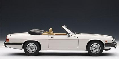 Jaguar XJS Cabriolet (1988) Autoart 1/18 Blanco