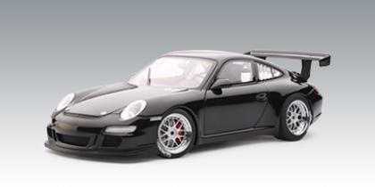 Porsche 911 -997- GT3 Versión de calle Autoart 1/18 Negro