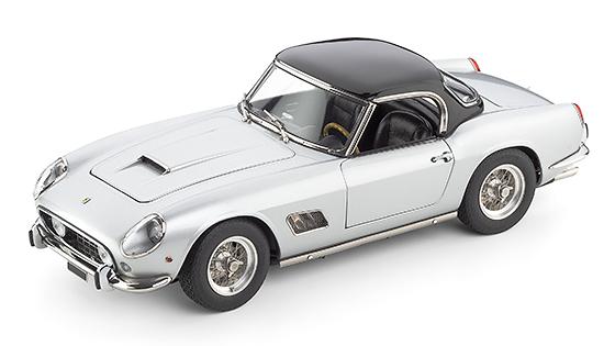 Ferrari California (1961) CMC 1/18 Gris Metalizado