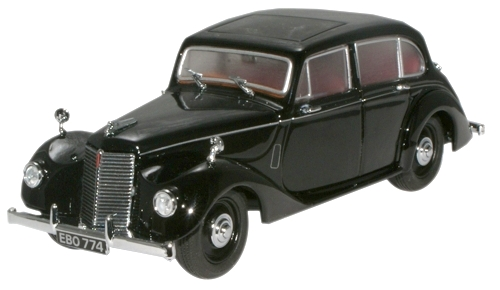 Armstrong Siddeley Lancaster (1945) Oxford 1/43 Negro