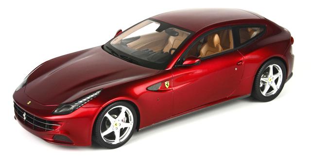 Ferrari FF (2011) BBR 1/18 Rojo Maranello