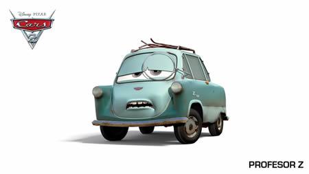 Personajes de cars nombres - Imagui