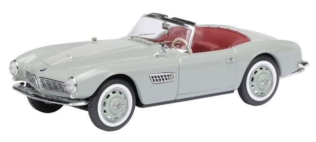 BMW 507 (1956) Schuco 1/43 Gris
