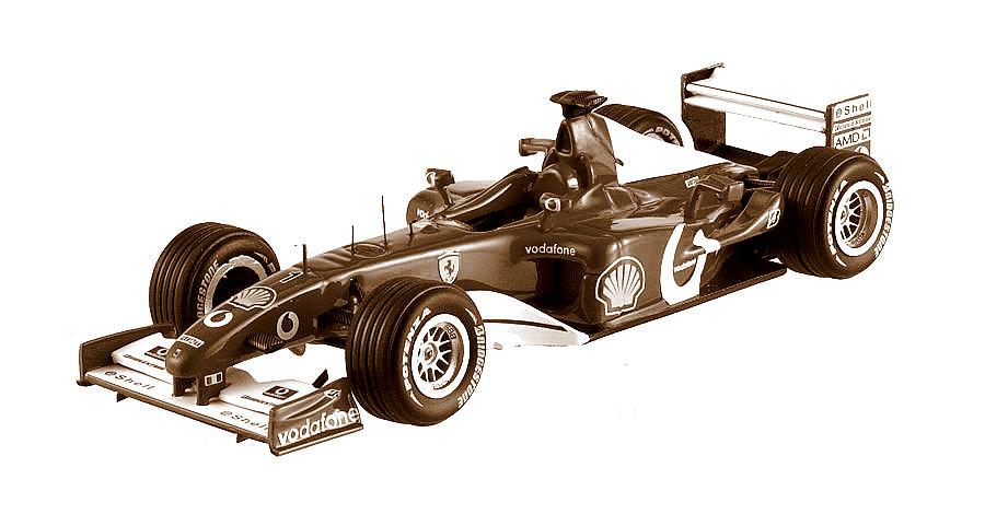 Ferrari (2003) F2002B