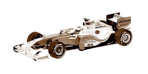 Force India (2009) VJM02