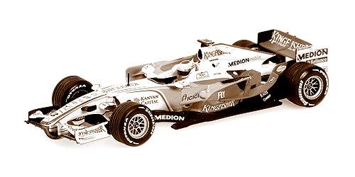 Force India (2008) VJM01