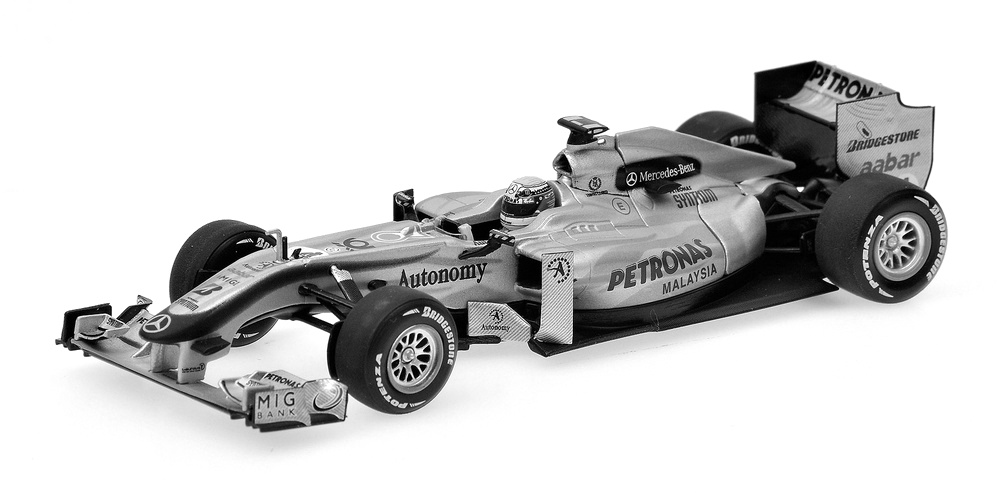 Mercedes (2010) W01