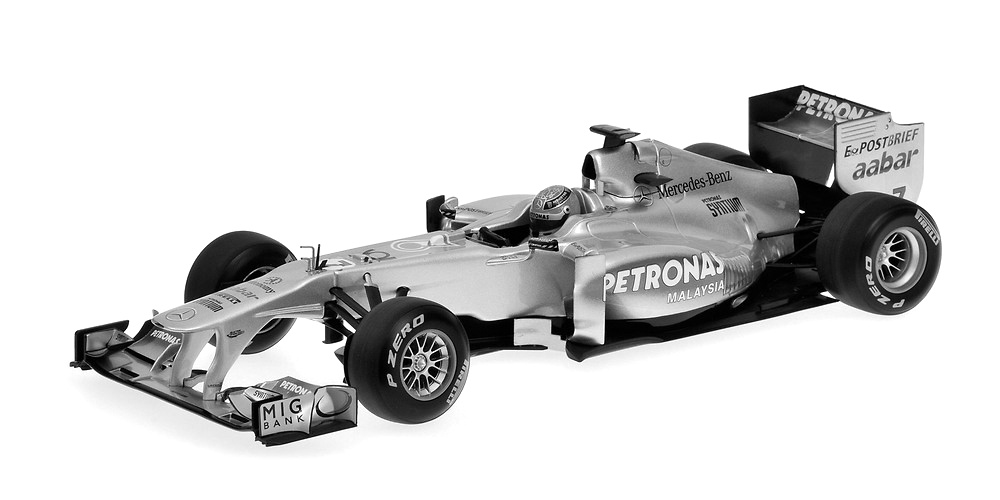 Mercedes (2011) W02